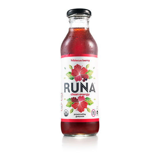 Runa Guayusa Bottled Tea