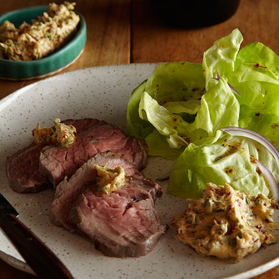 The Mission: DIY Sous Vide Tri-Tip with Cilantro Butter