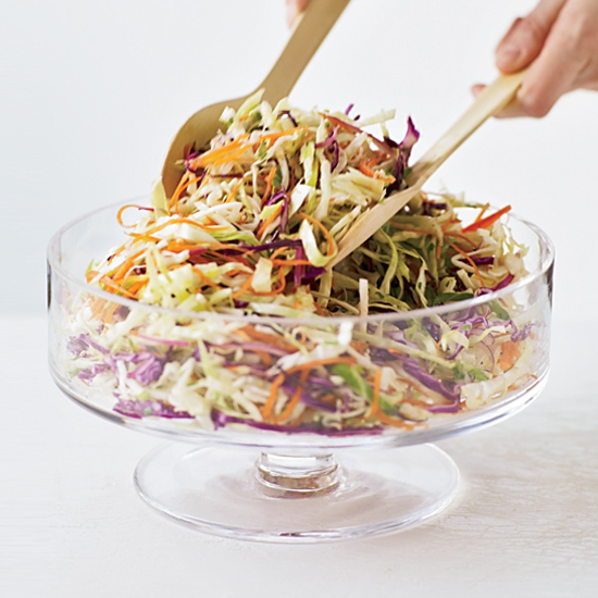 Cabbage-and-Sesame Slaw