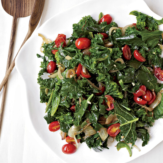 Gotham Greens: Greens Recipes