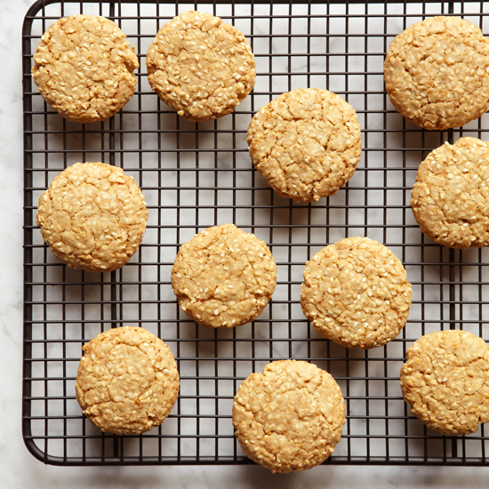 Toasted Sesame Cookies