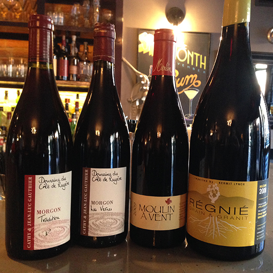 Three Minute Interview: On Beaujolais with Joe Campanale