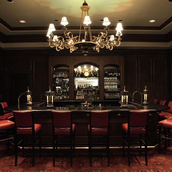 Thoroughbred Club, at the Charleston Place Hotel, Charleston