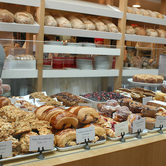 Huckleberry Bakery & Café; Santa Monica
