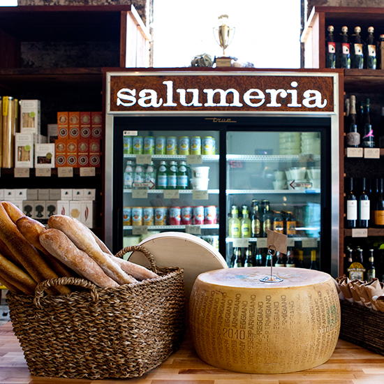 Salumeria by Din; San Francisco