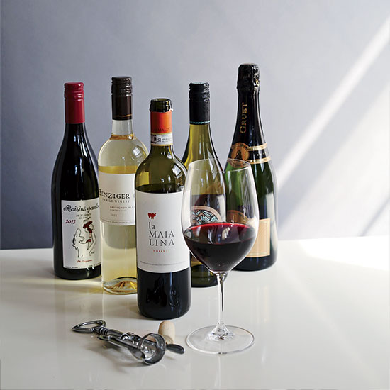 5 Value Wines for a Crowd