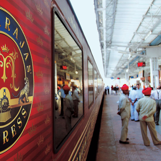 Maharajas' Express, India