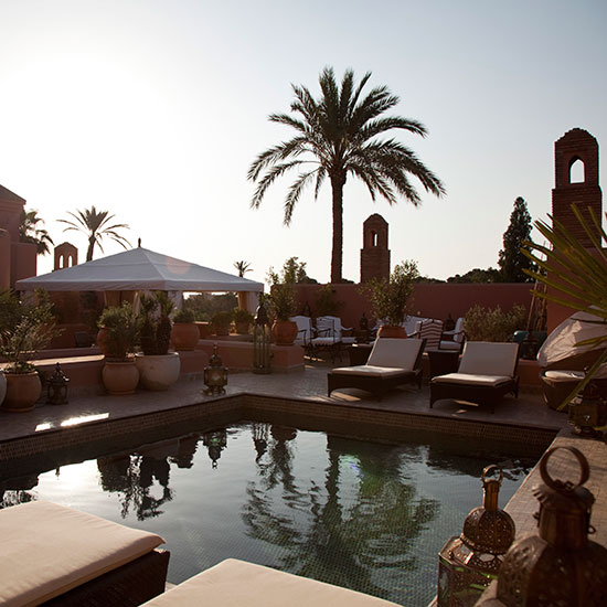 Royal Mansour, Morocco