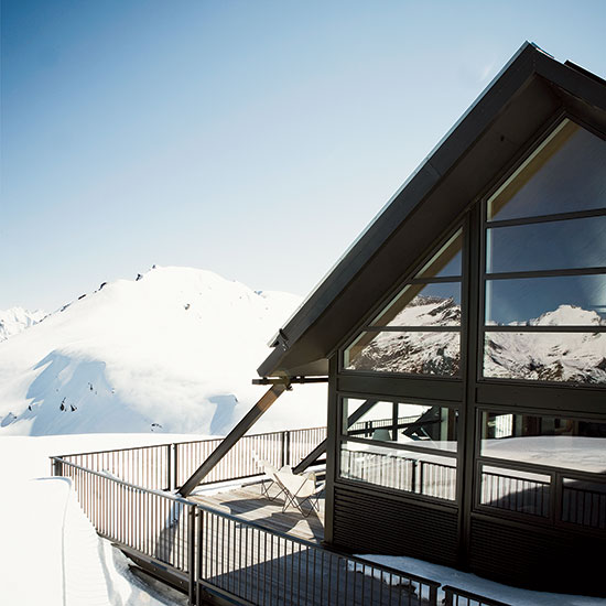 Whare Kea Lodge & Chalet, New Zealand
