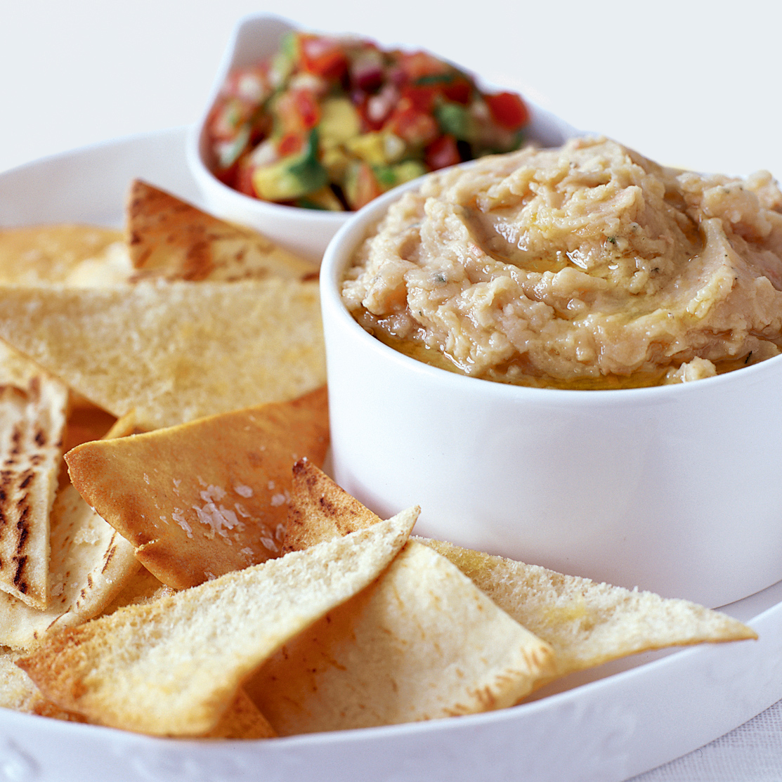 White Bean Dip With Herbs Recipe Grace Parisi Food Wine