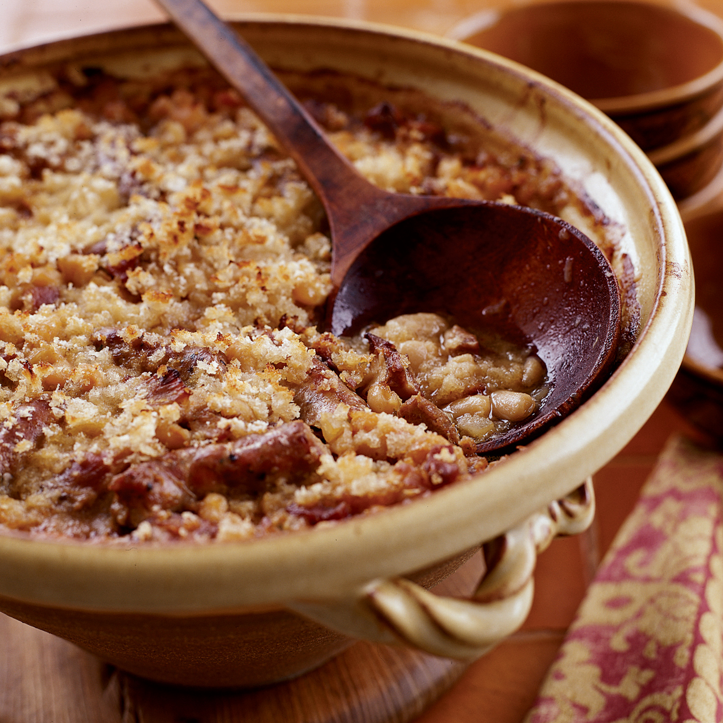 Toulouse-Style Cassoulet Recipe -Paula Wolfert | Food & Wine