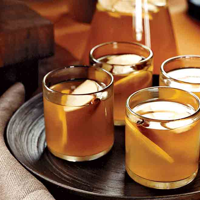 Fall Recipes: Warming Drinks