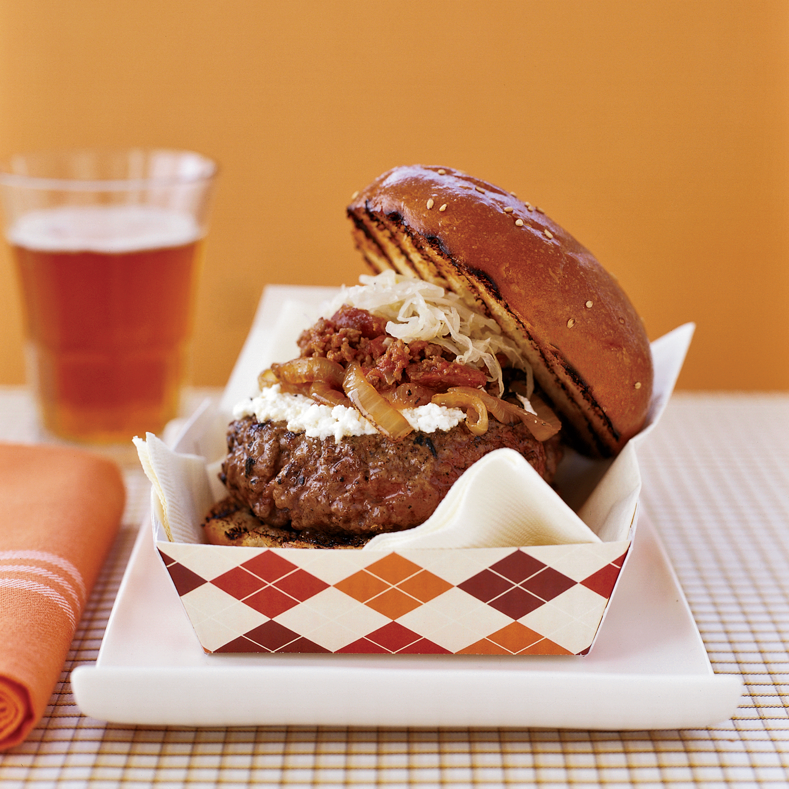 10 Great Burgers
