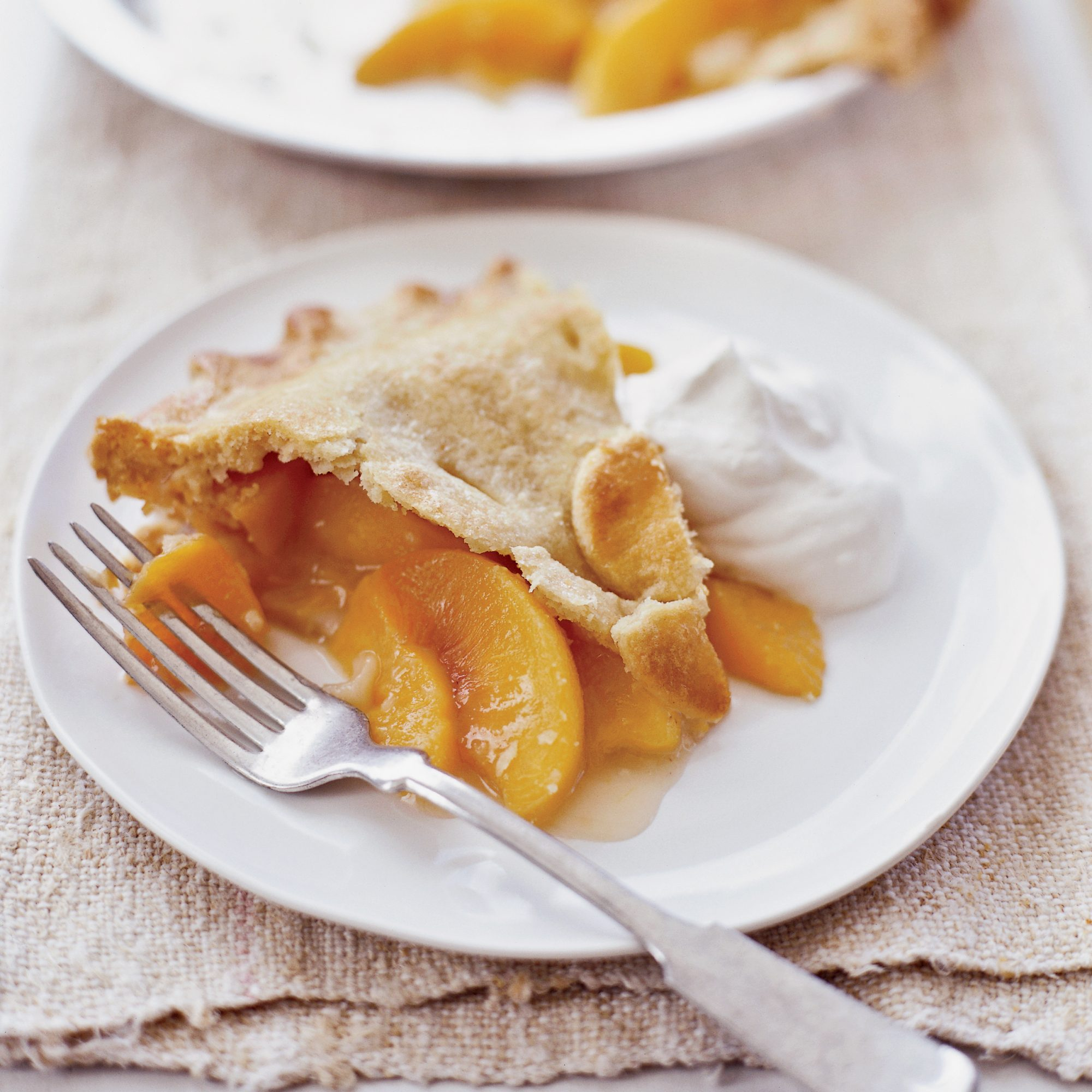 <p>Georgia Peach Pie</p>