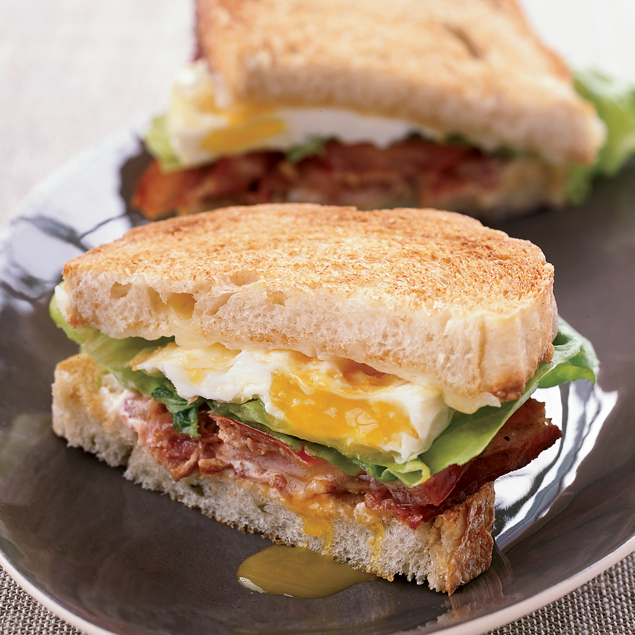 BLT Fried Egg-and-Cheese Sandwich Recipe - Thomas Keller | Food & Wine