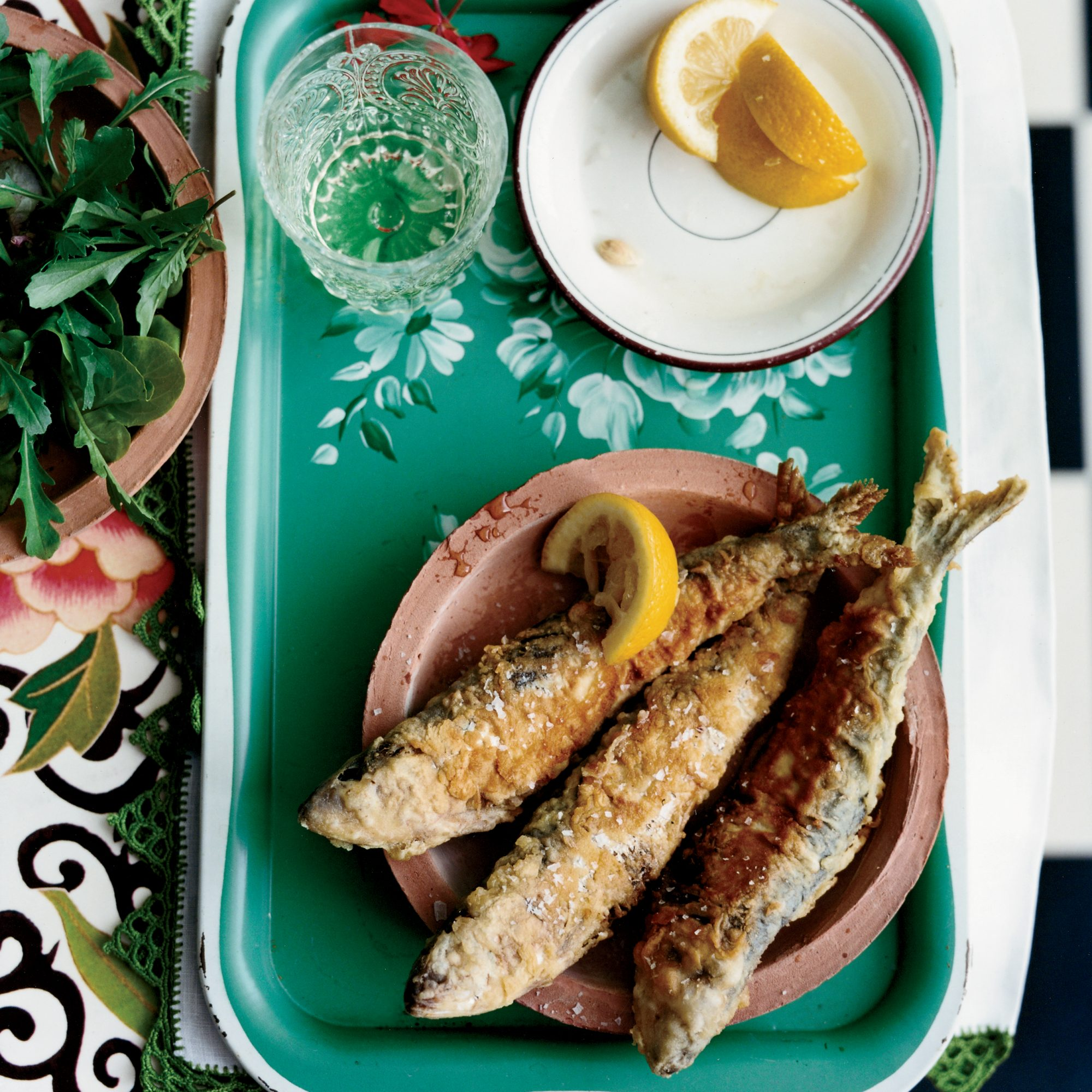 stuffed fried sardines recipe janet mendel food wine