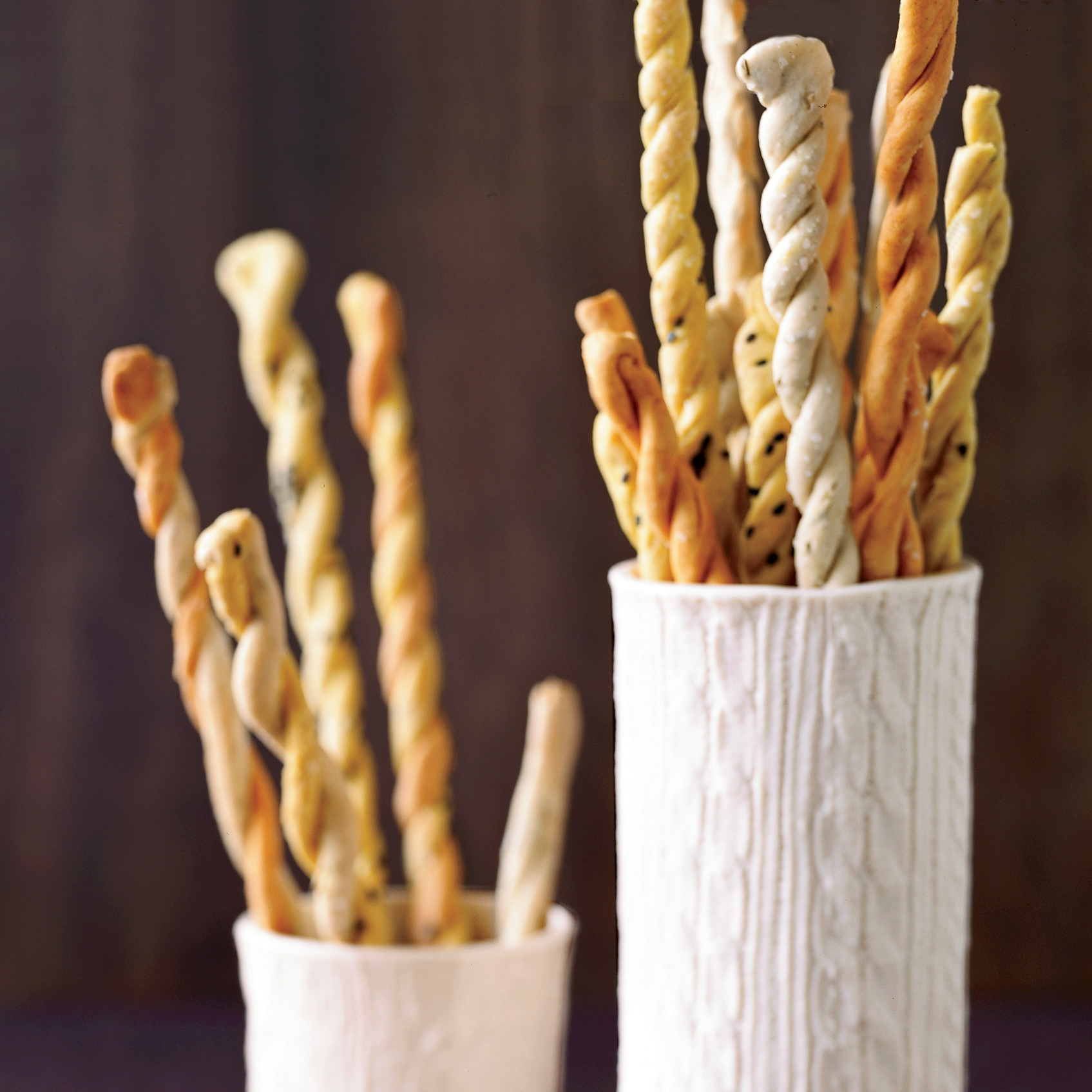 Breadstick Twists Recipe Susan Spungen Food Amp Wine