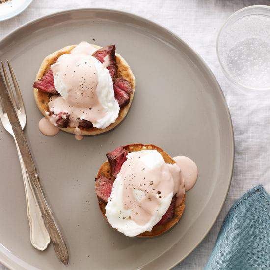 4 Ways to Make Your Eggs Benedict This Mother's Day