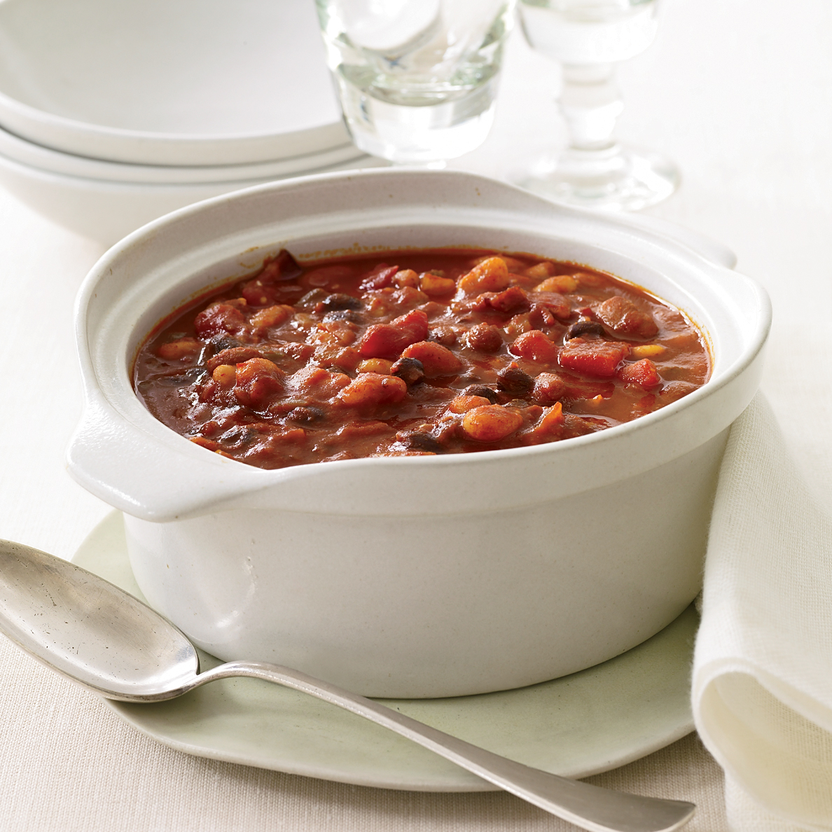 Spicy Turkey Chili recommendations