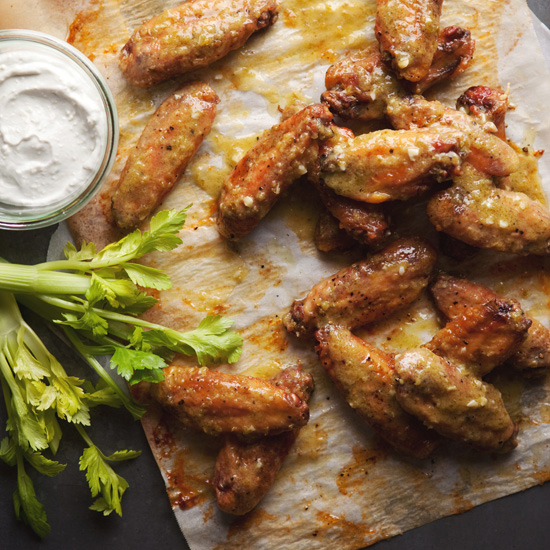 Tailgating Recipes: Chicken Wings
