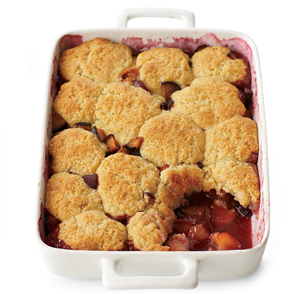 Plum Cobbler Recipe Grace Parisi Food Wine