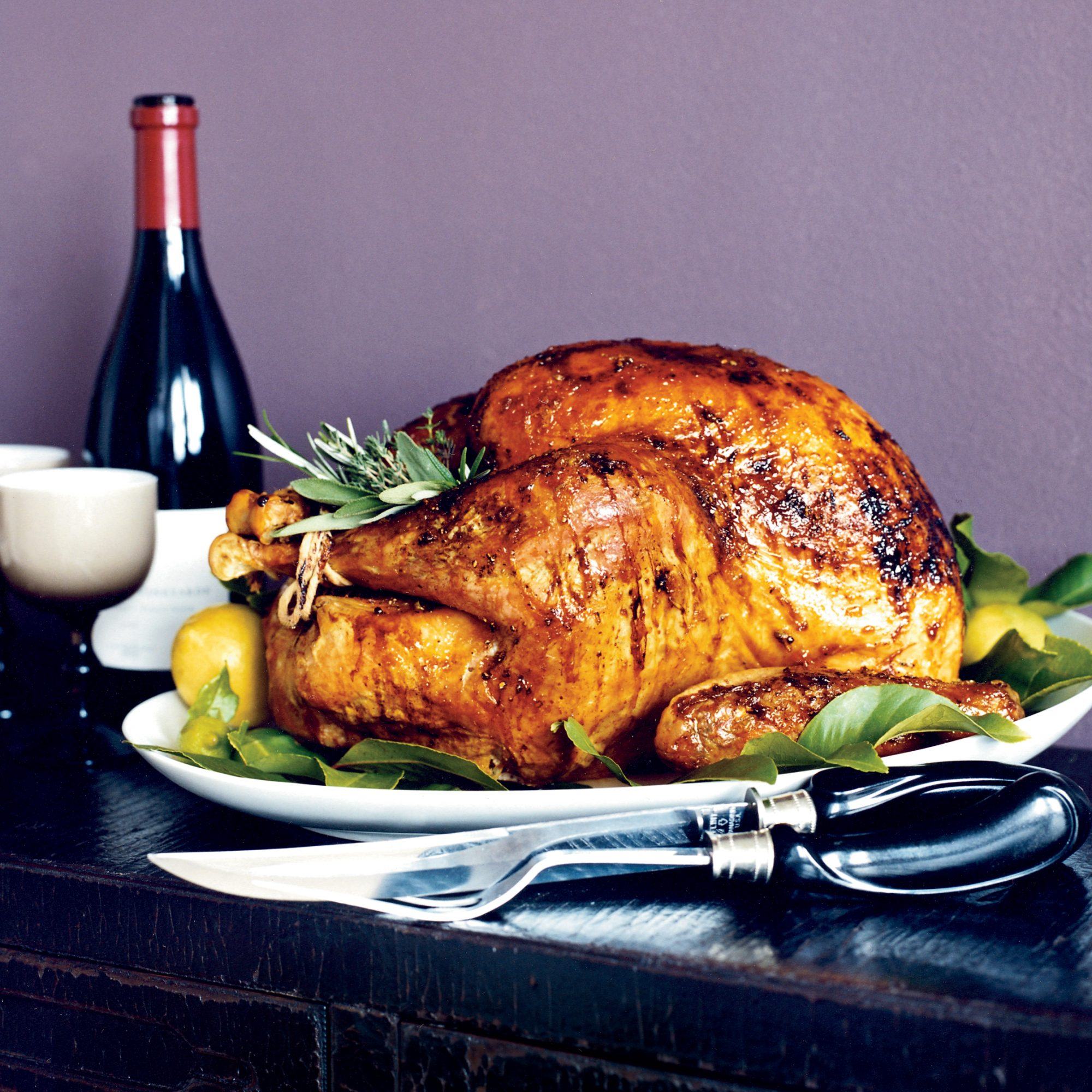 Food & Wine's Thanksgiving Day Dinner Planning Schedule