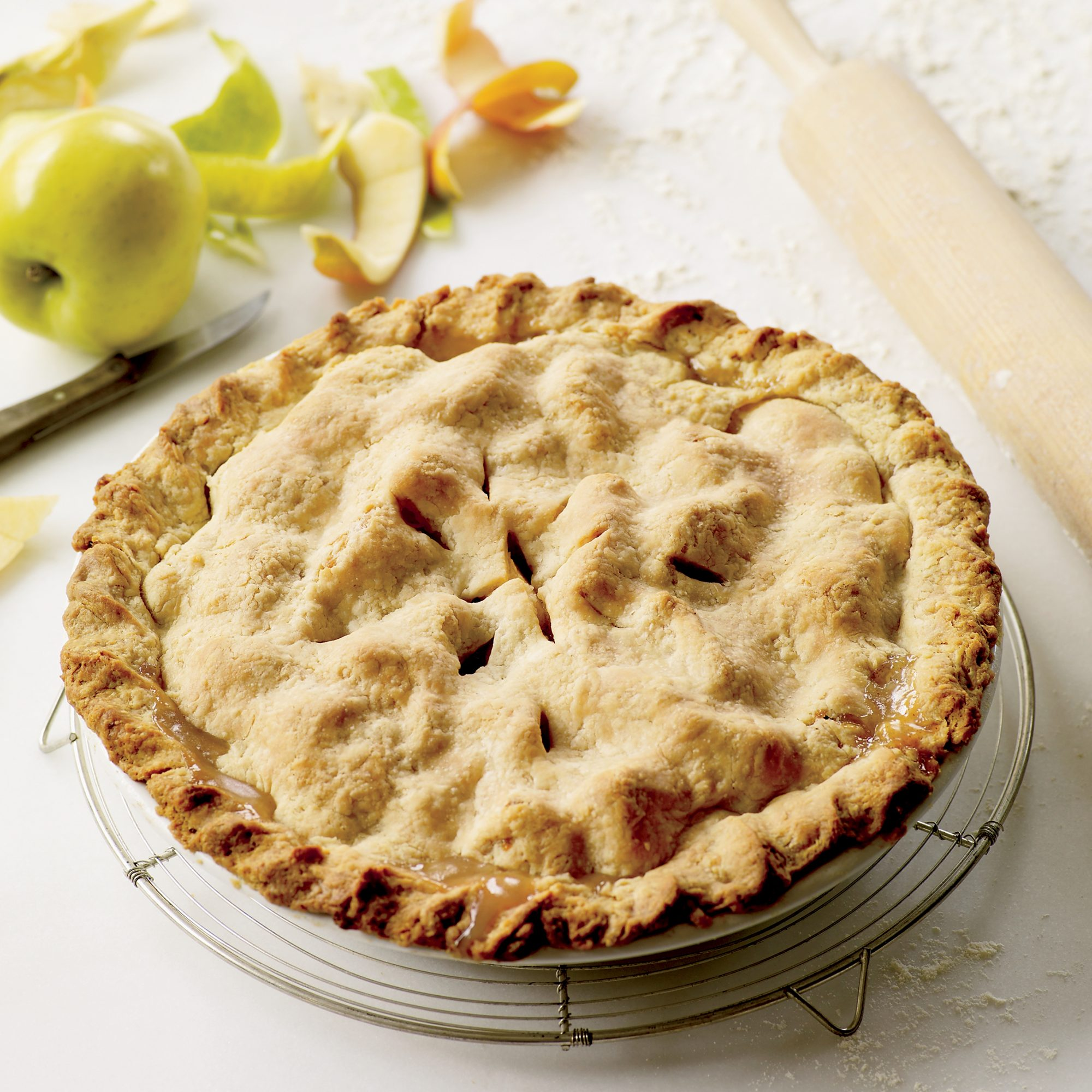 Double-Crust Apple Pie Recipe - Grace Parisi | Food & Wine
