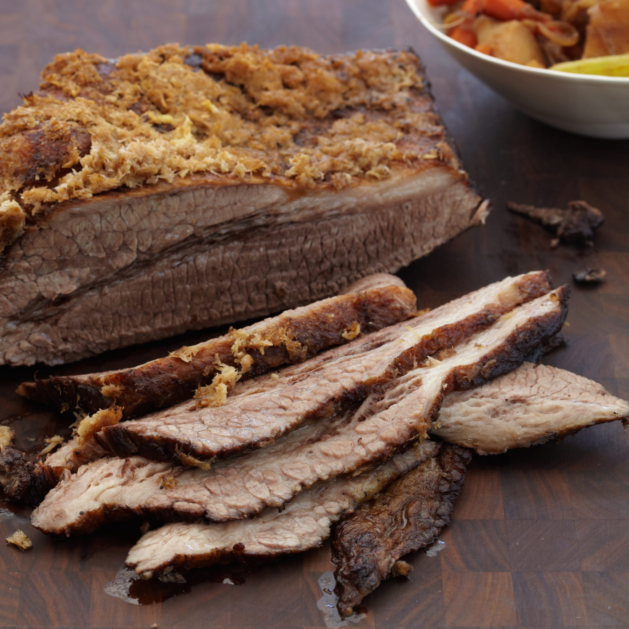 Gail Simmons's Horseradish Brisket Recipe - Gail Simmons | Food & Wine