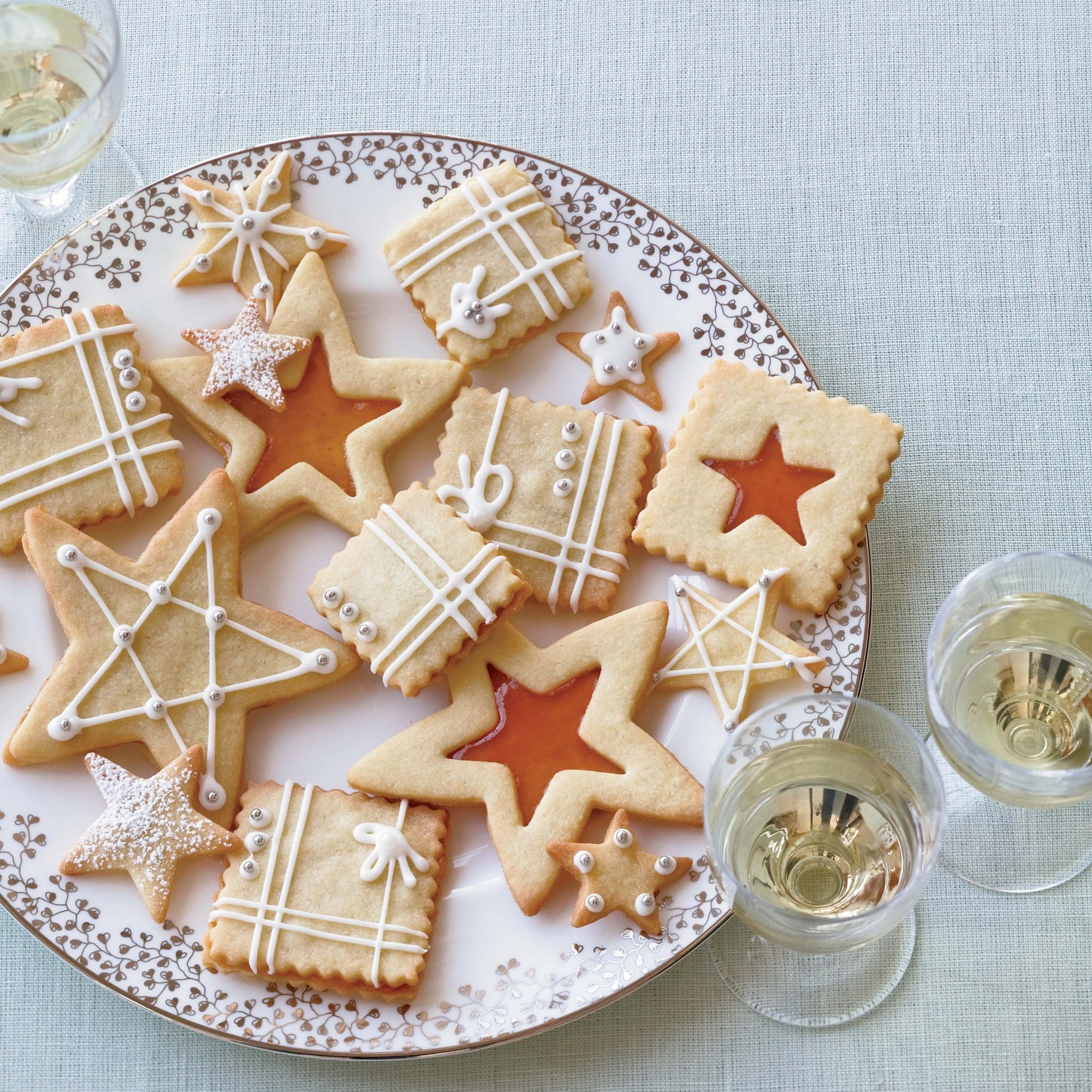 Best Holiday Cookie Recipes: Roll-and-Cut Sugar Cookies