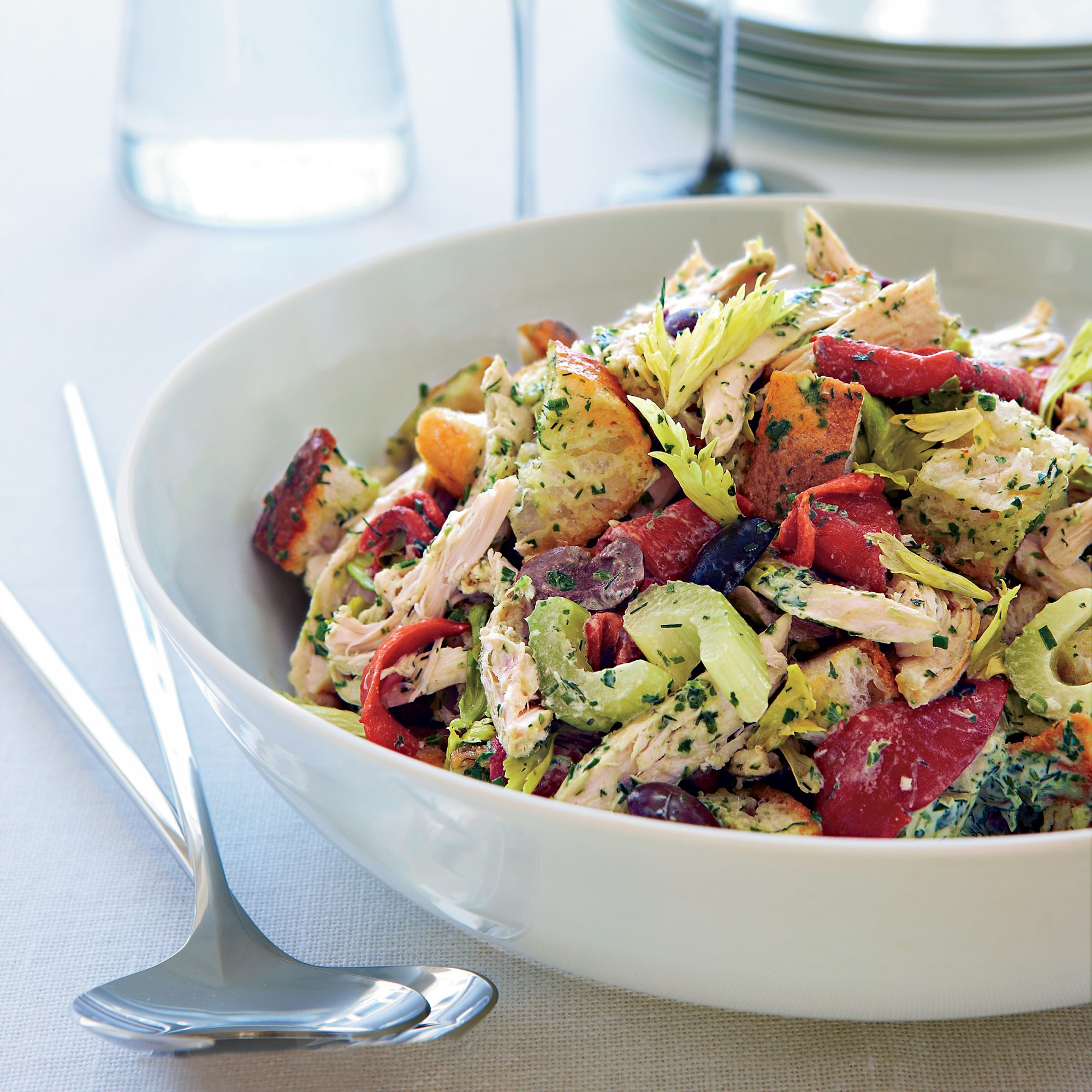 Bread Salads