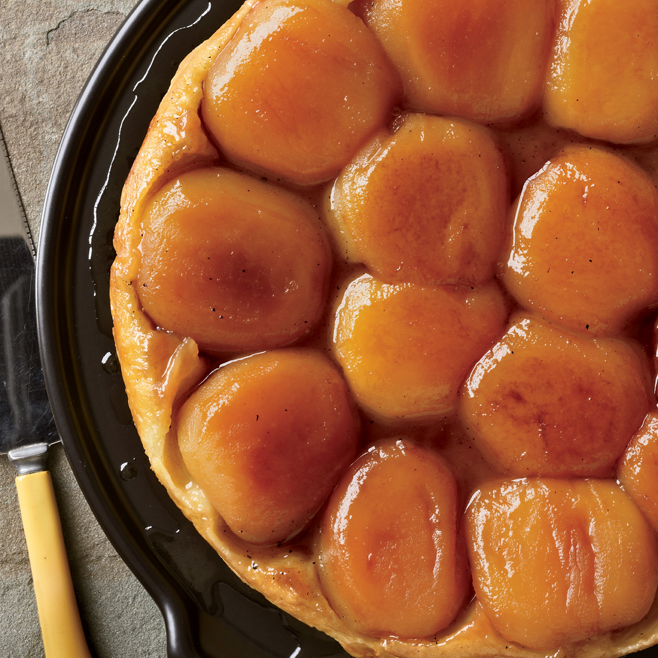 Clay-Pot Tarte Tatin