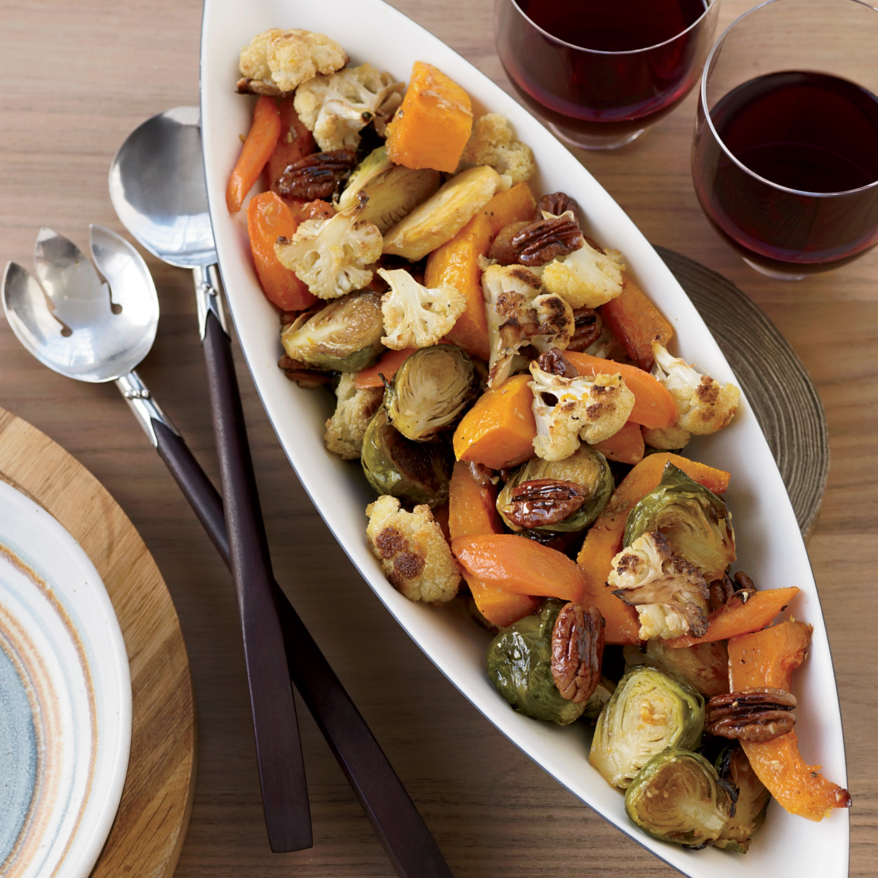 Perfecting Thanksgiving Dinner: Vegetables