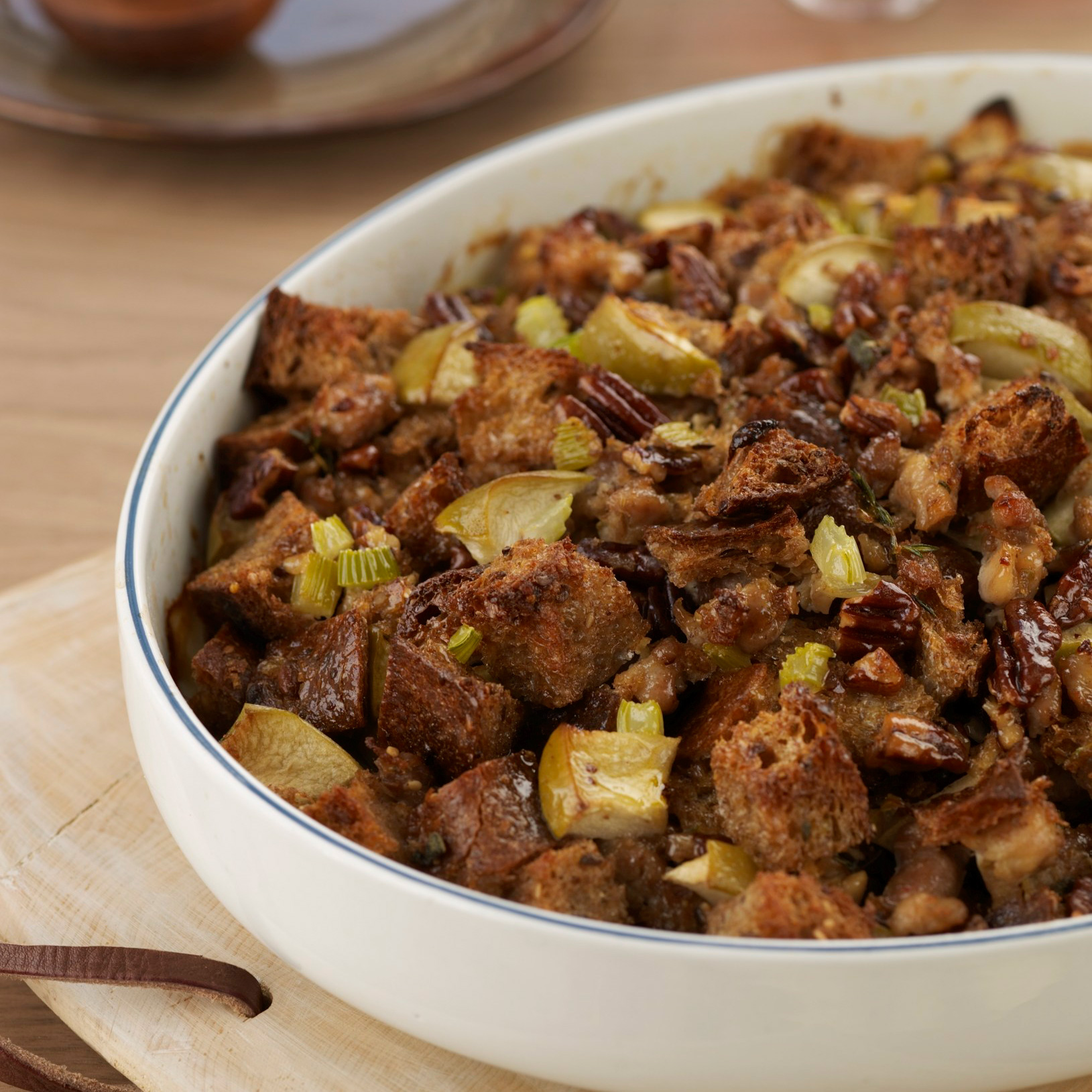 Food And Wine Stuffing Recipe With Sausage