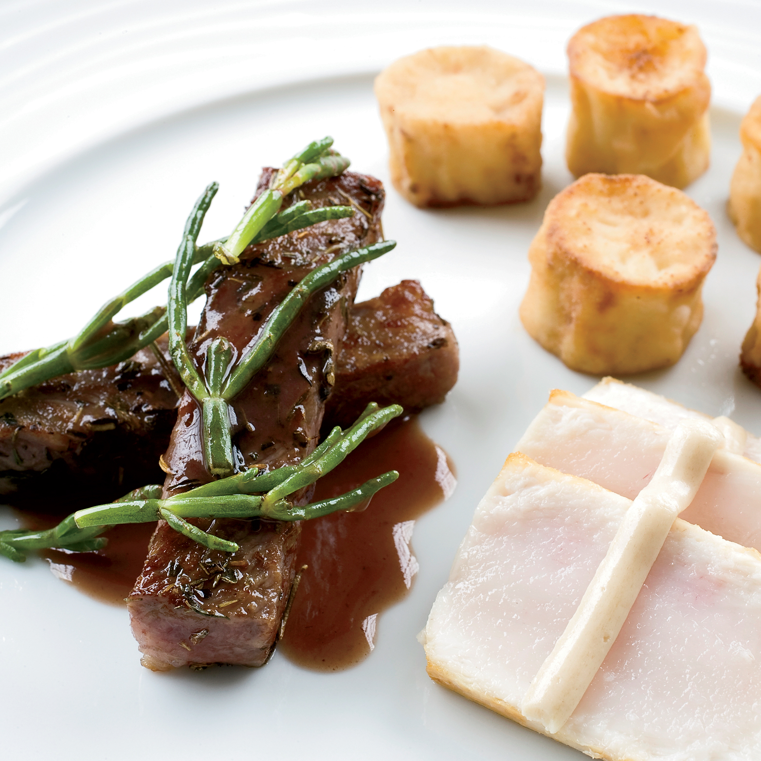 Eric Ripert's Surf and Turf