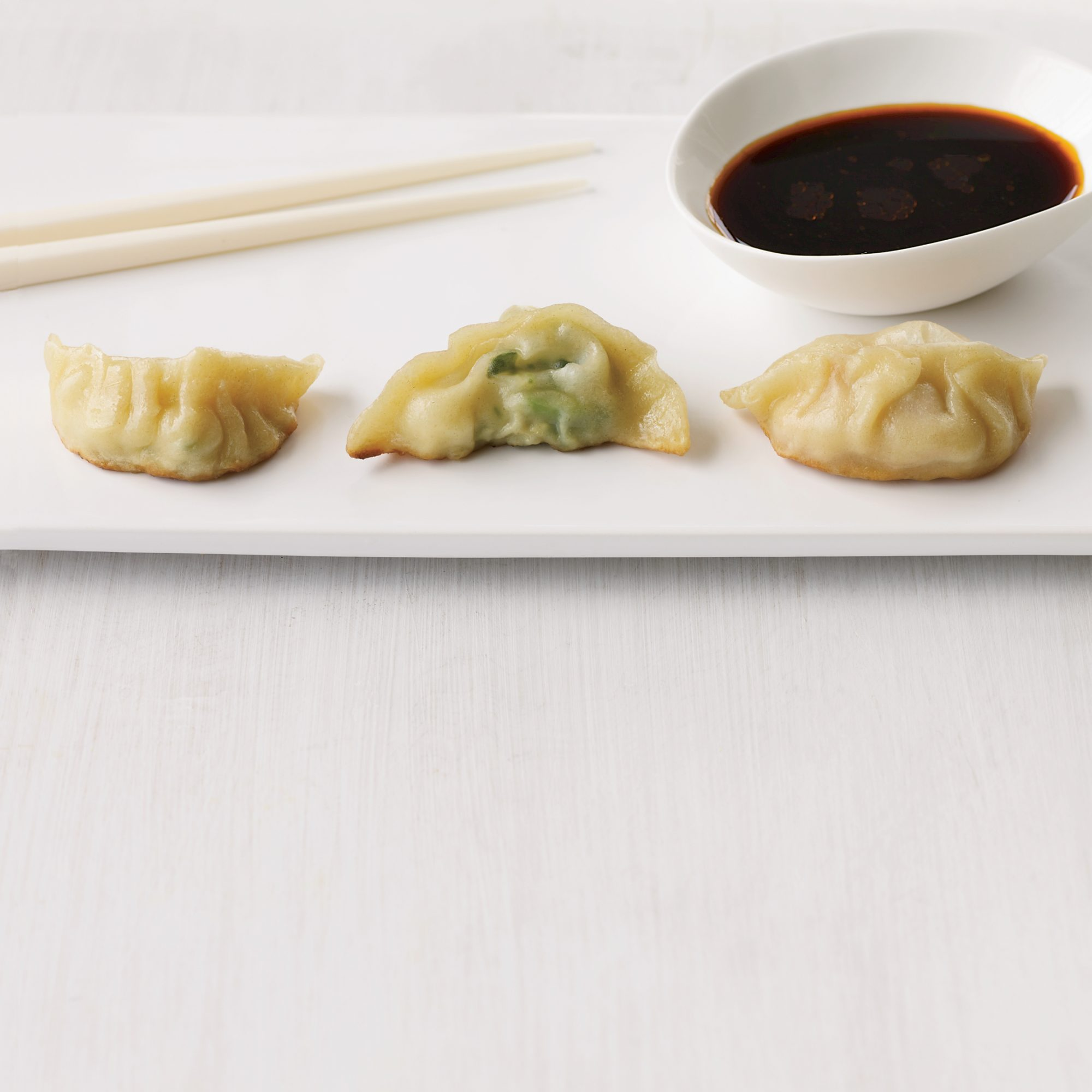 Dumplings, Gyoza and Pot Stickers