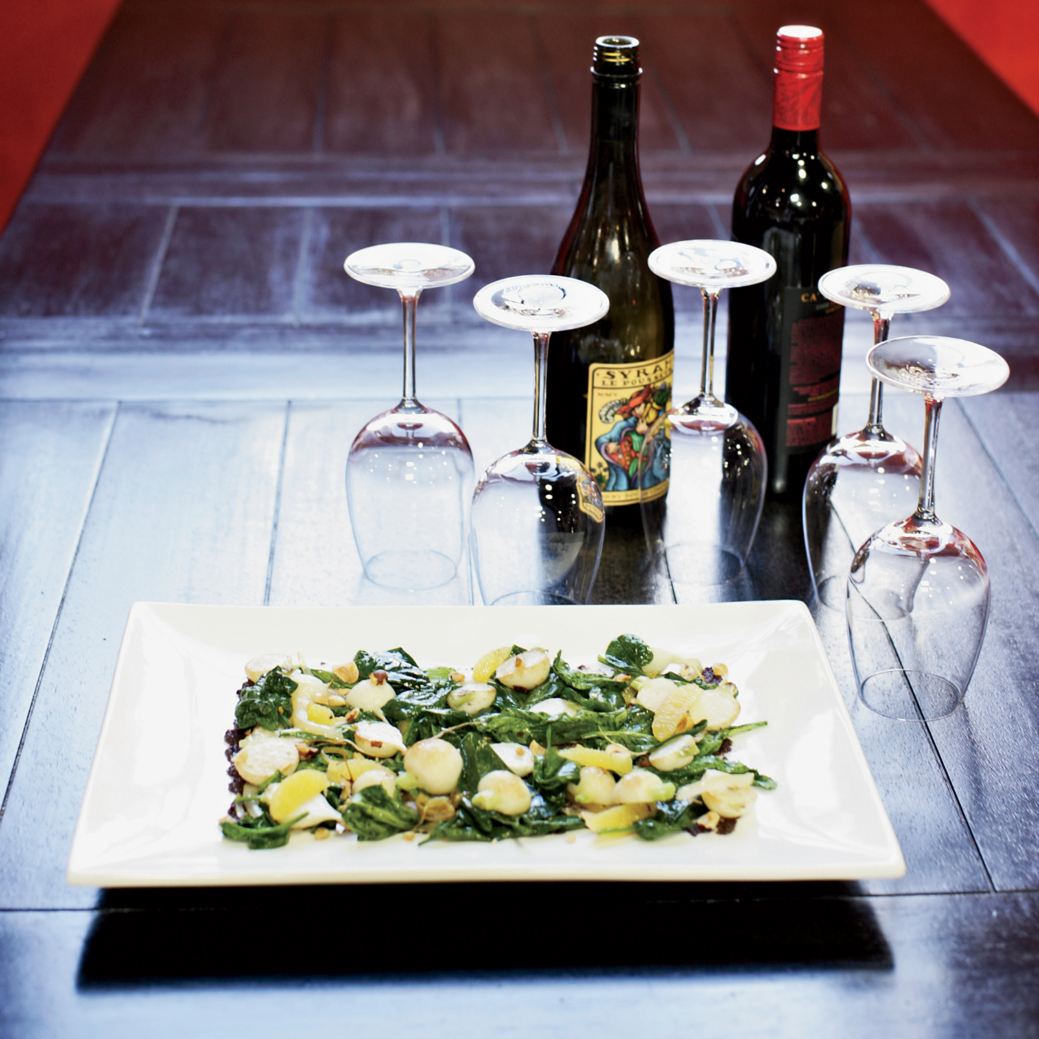 Wine-Friendly Vegetable Dishes