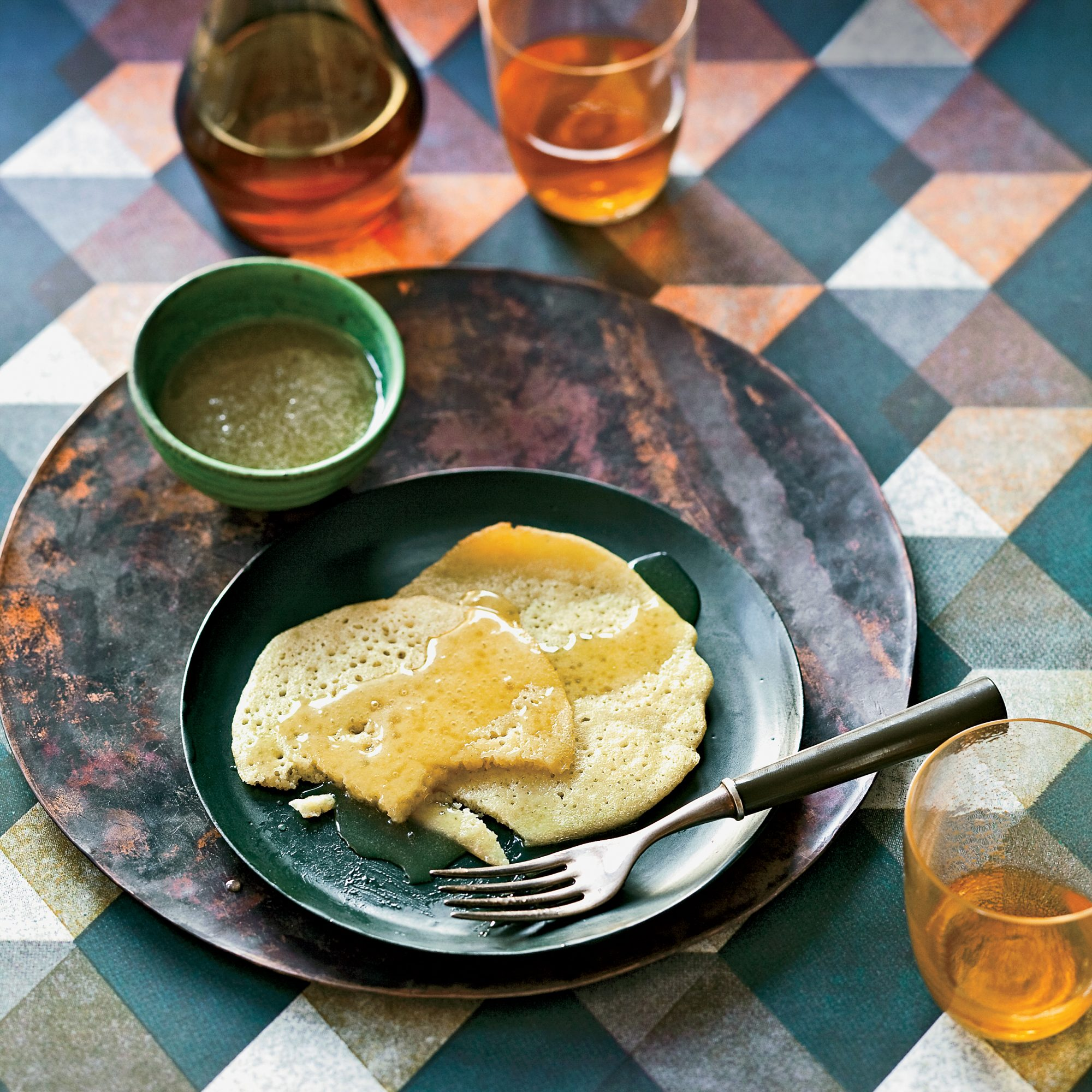 How to cook pancakes with semolina 65