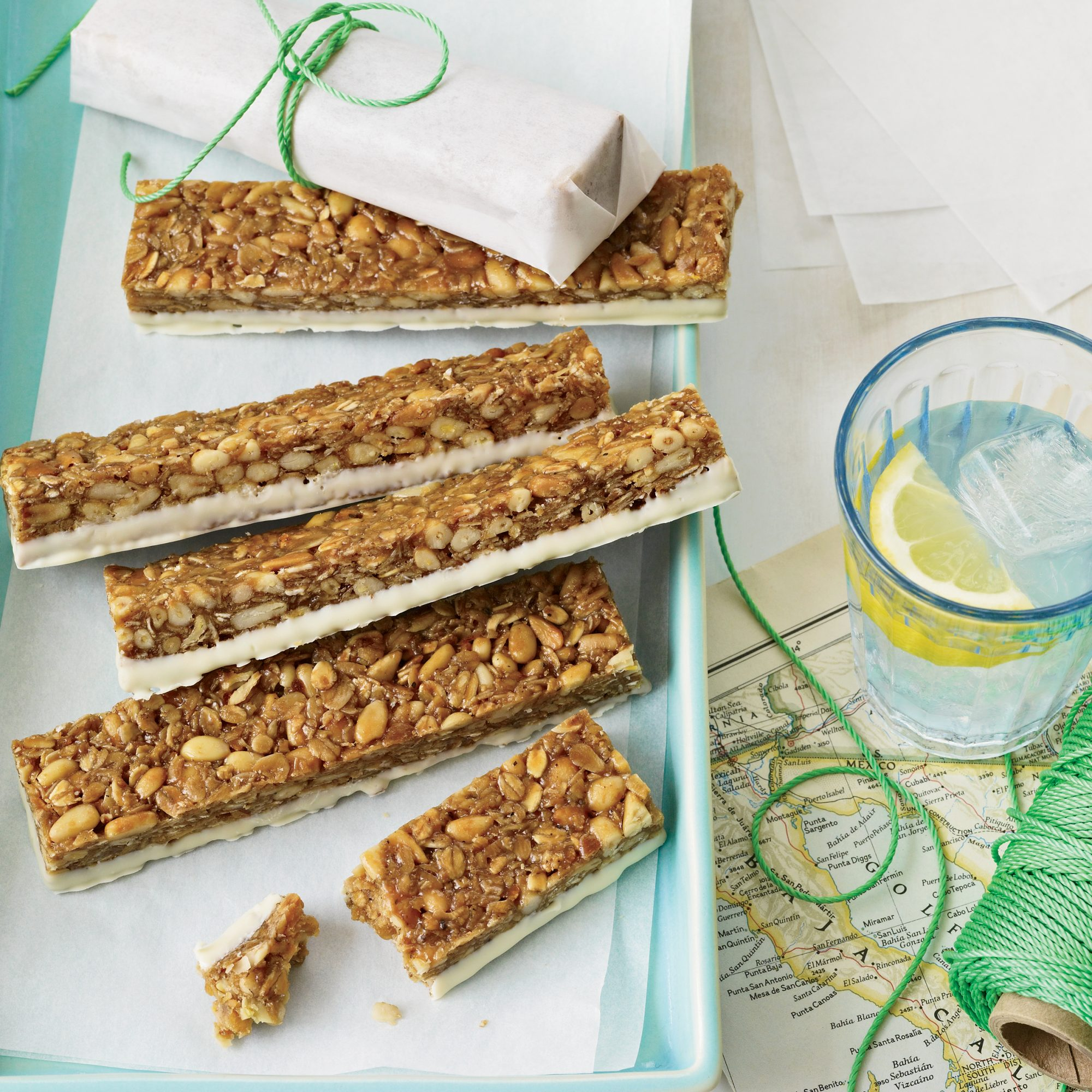 <p>North Dakota: Oatmeal Bars</p>