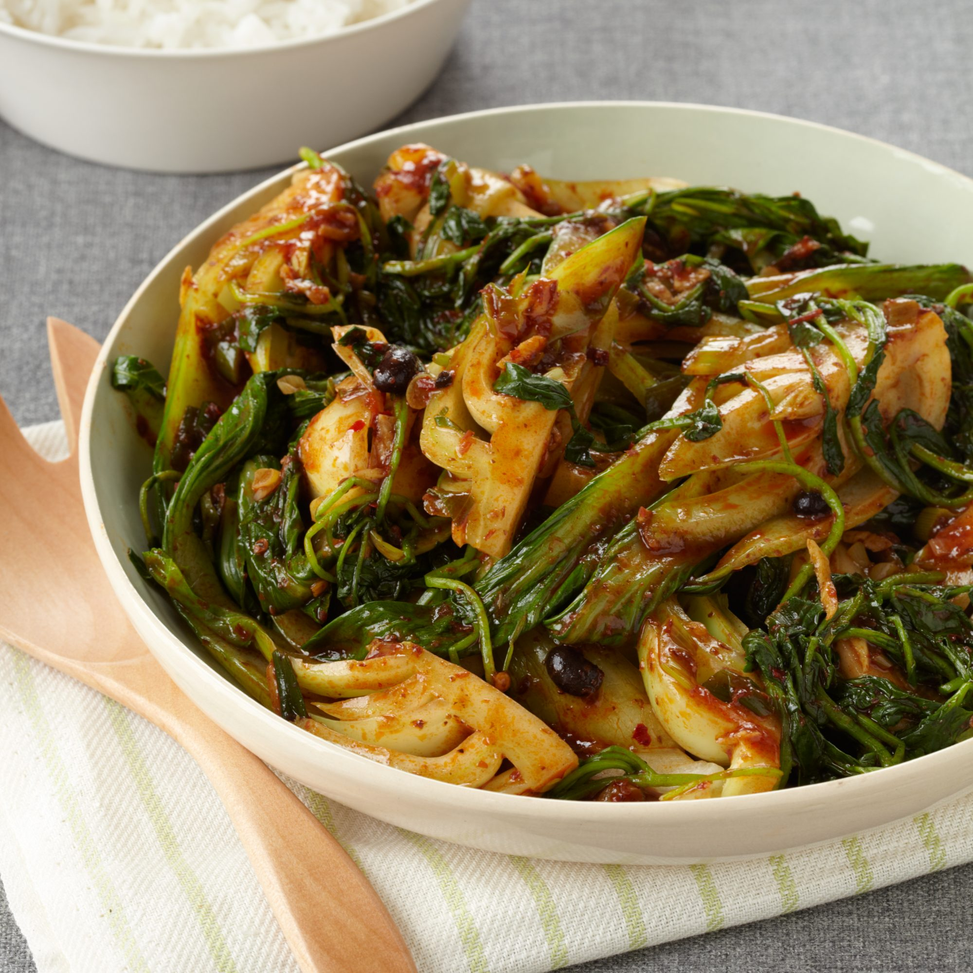 Chicken With Black Bean Sauce Chinese