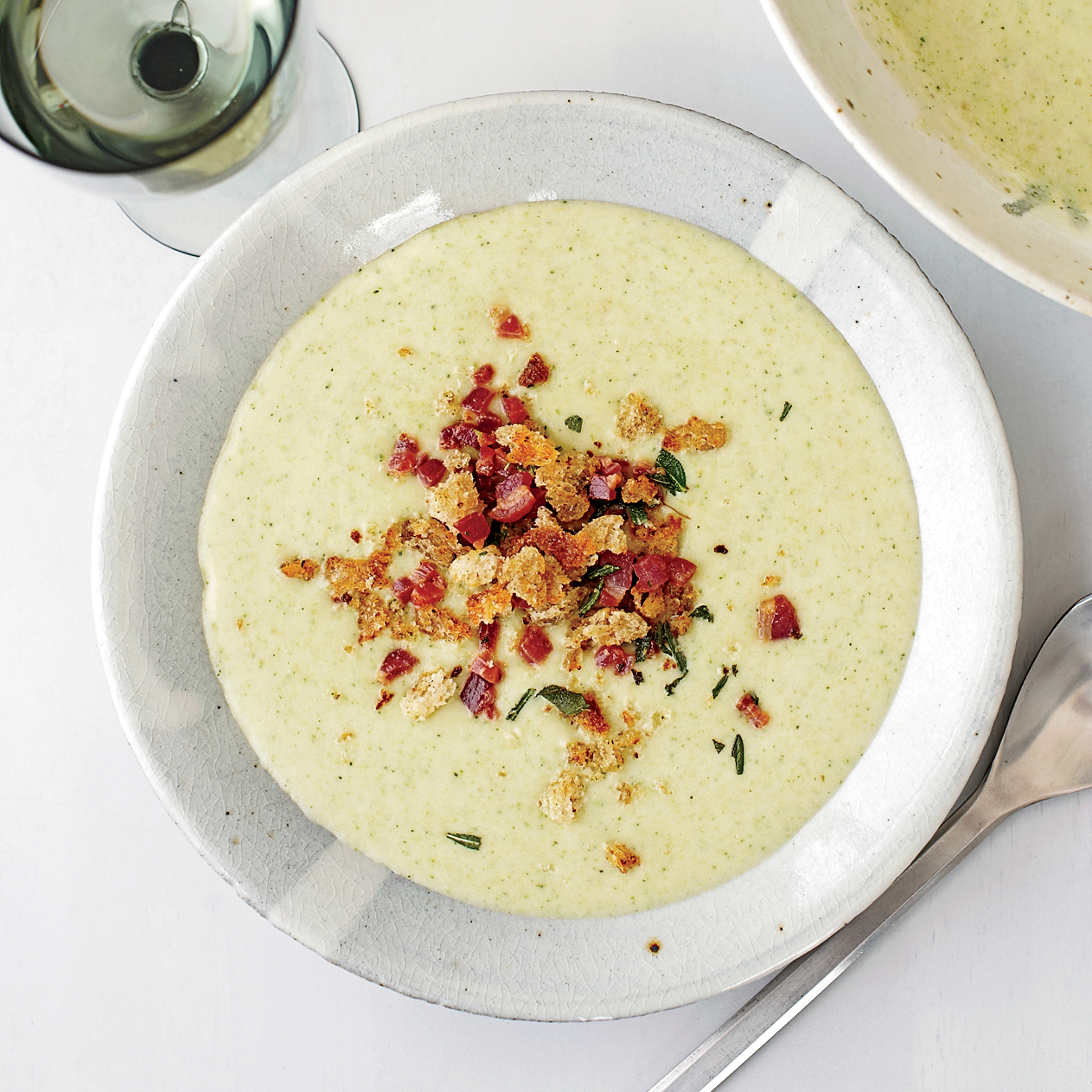 Potato Leek Soup Recipe pictures