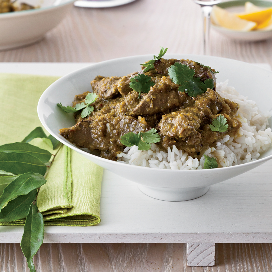 Offal Cooking: Sautéed Liver with Indian Spices