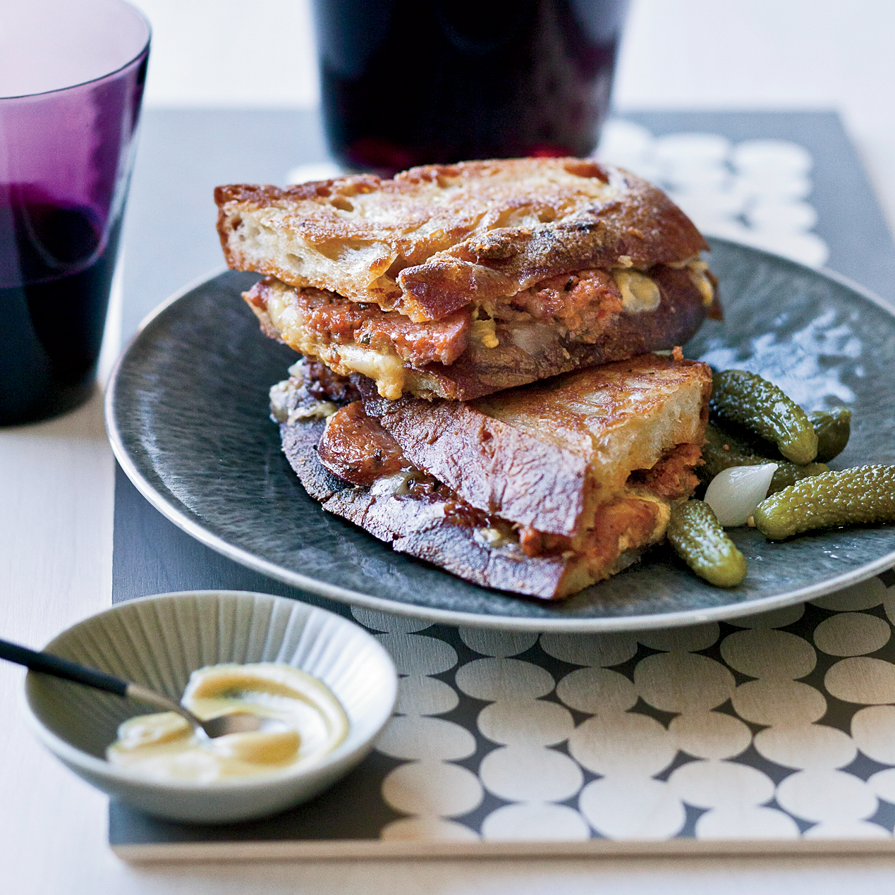 The New American Grilled Cheese Recipe - Laura Werlin | Food & Wine