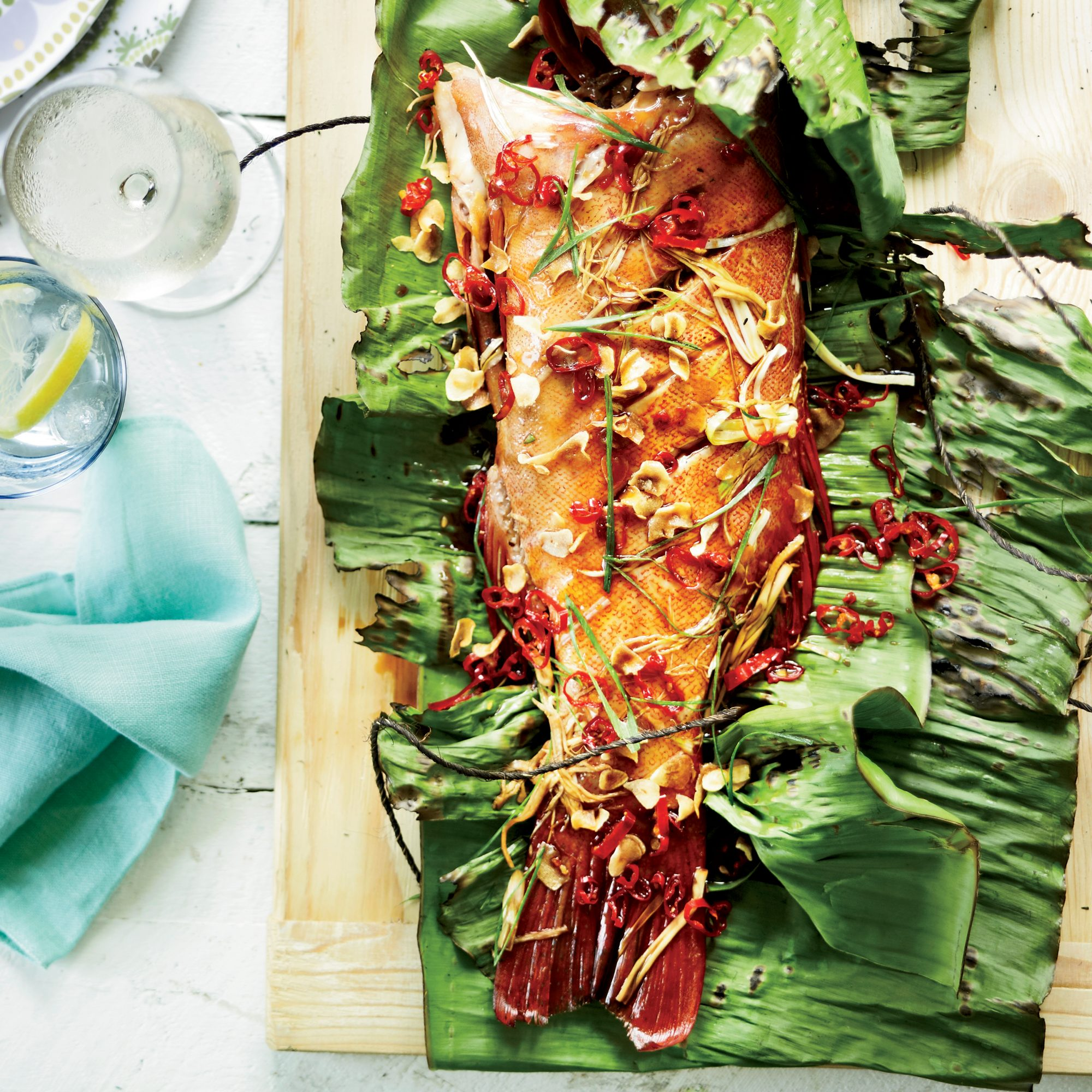 Recipes for Whole Fish