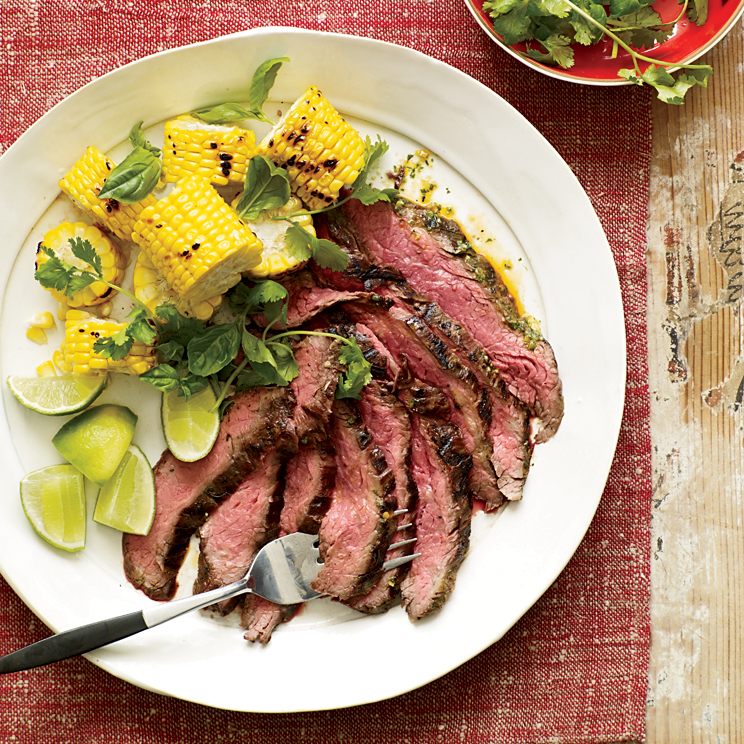 Stay Cool with Spicy Recipes Like Thai Steak