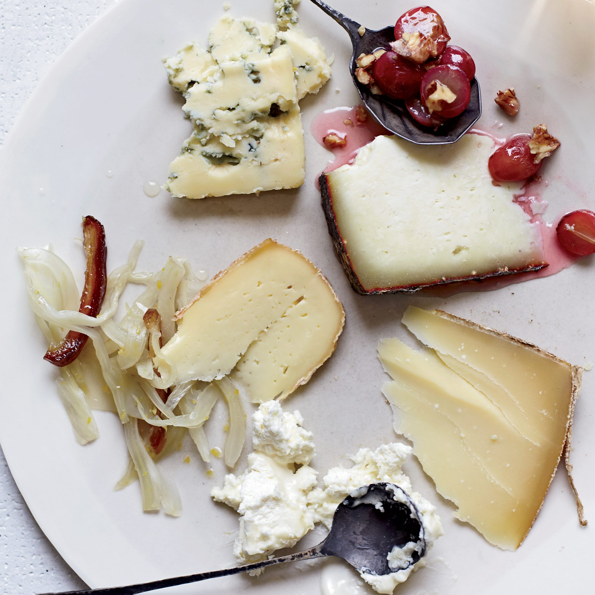 The Ideal Summer Cheese Plate