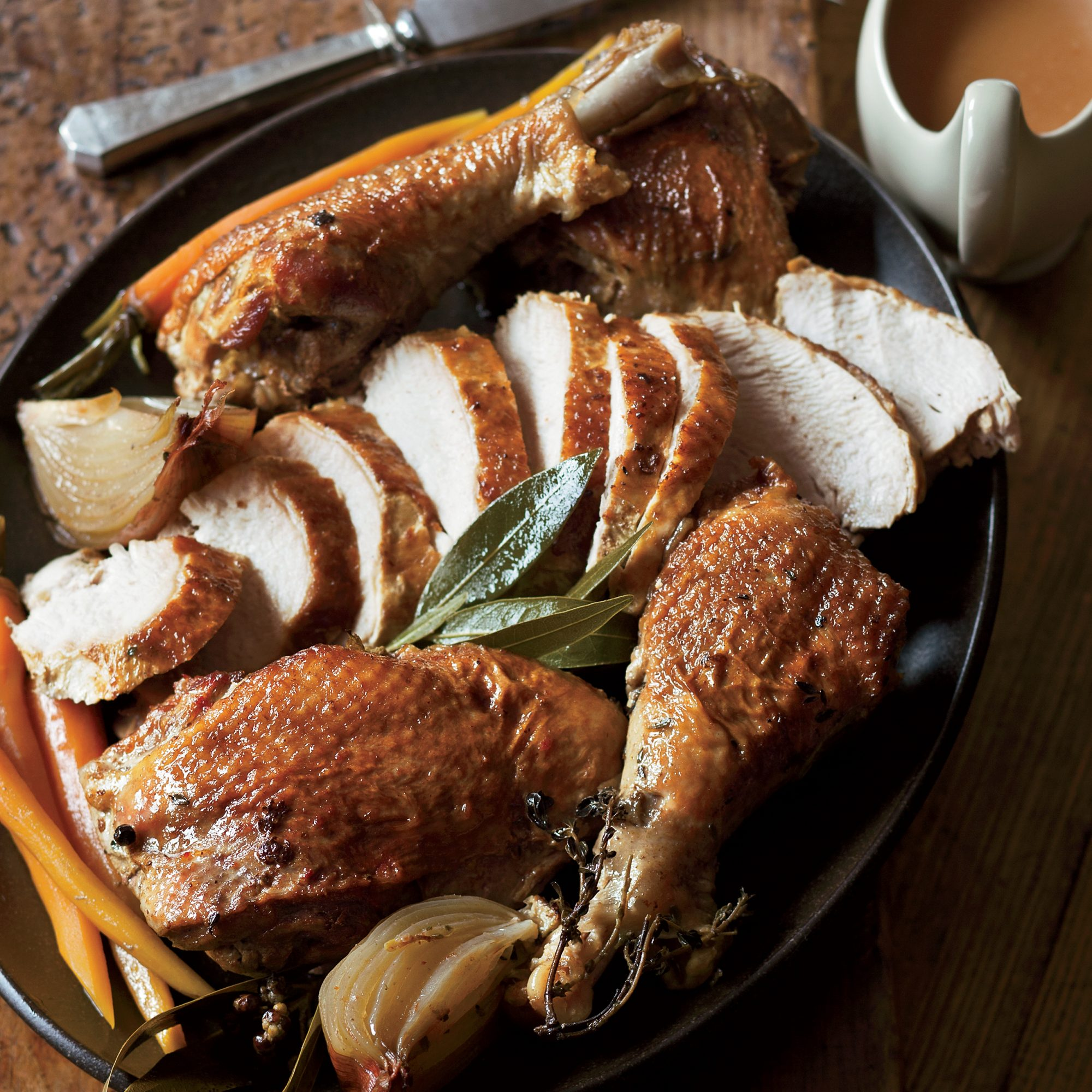 F&W's Ultimate Turkey Recipes Guide