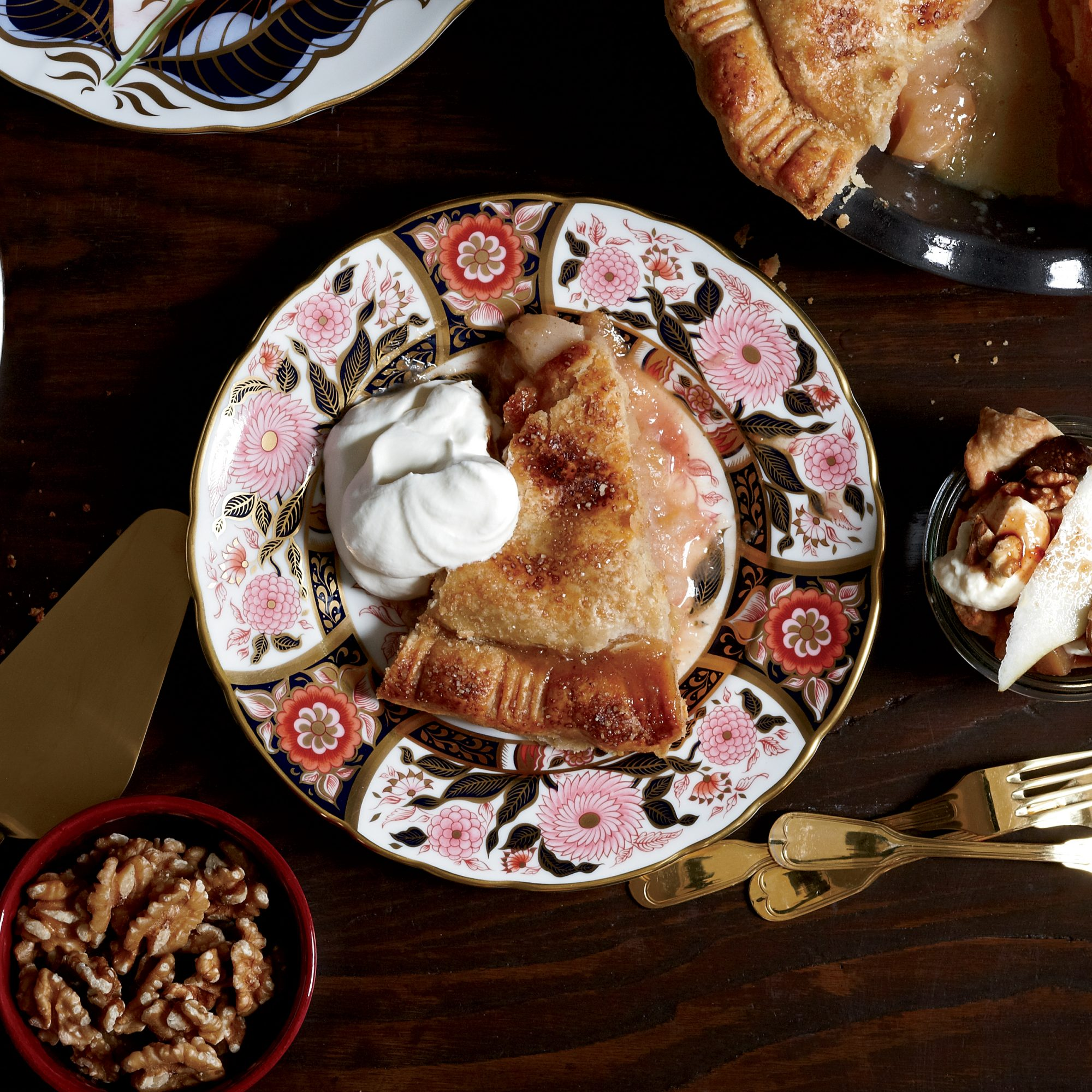 Fall's Best Pie Recipes: Old-Fashioned Apple Pie