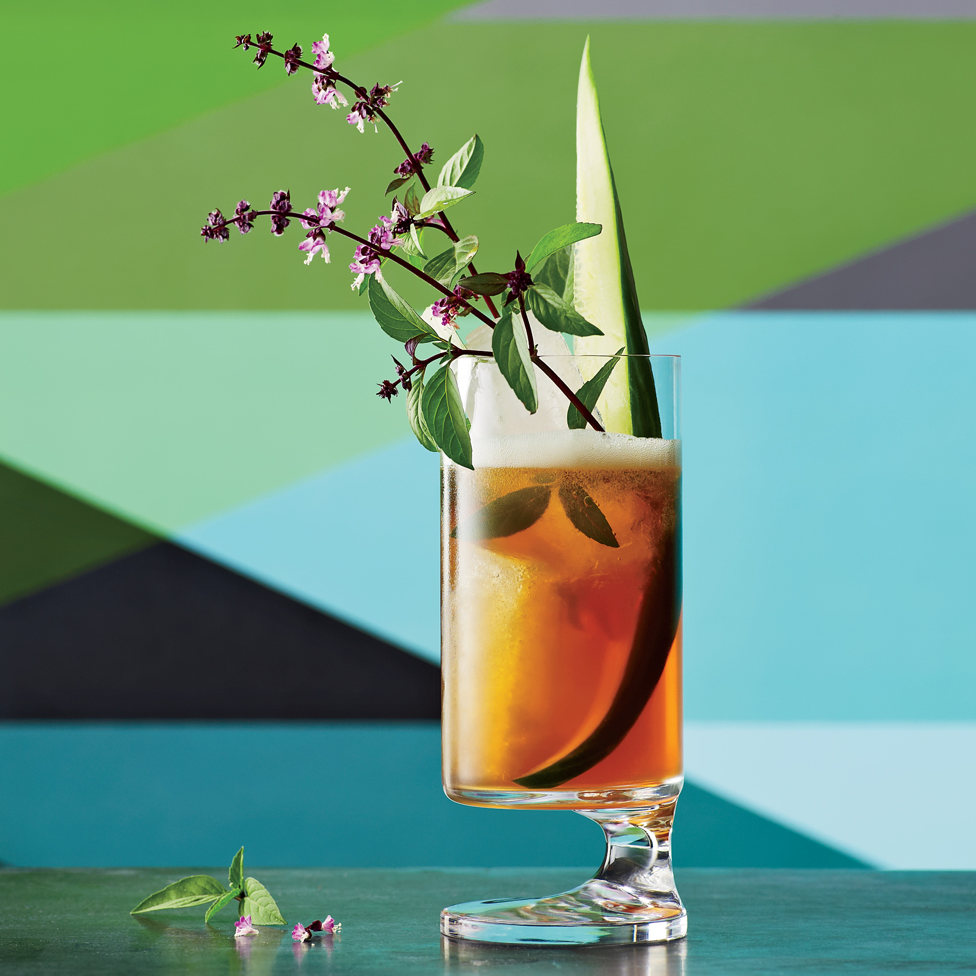 Pimm's Cup Royale Recipe -Greg Best | Food & Wine