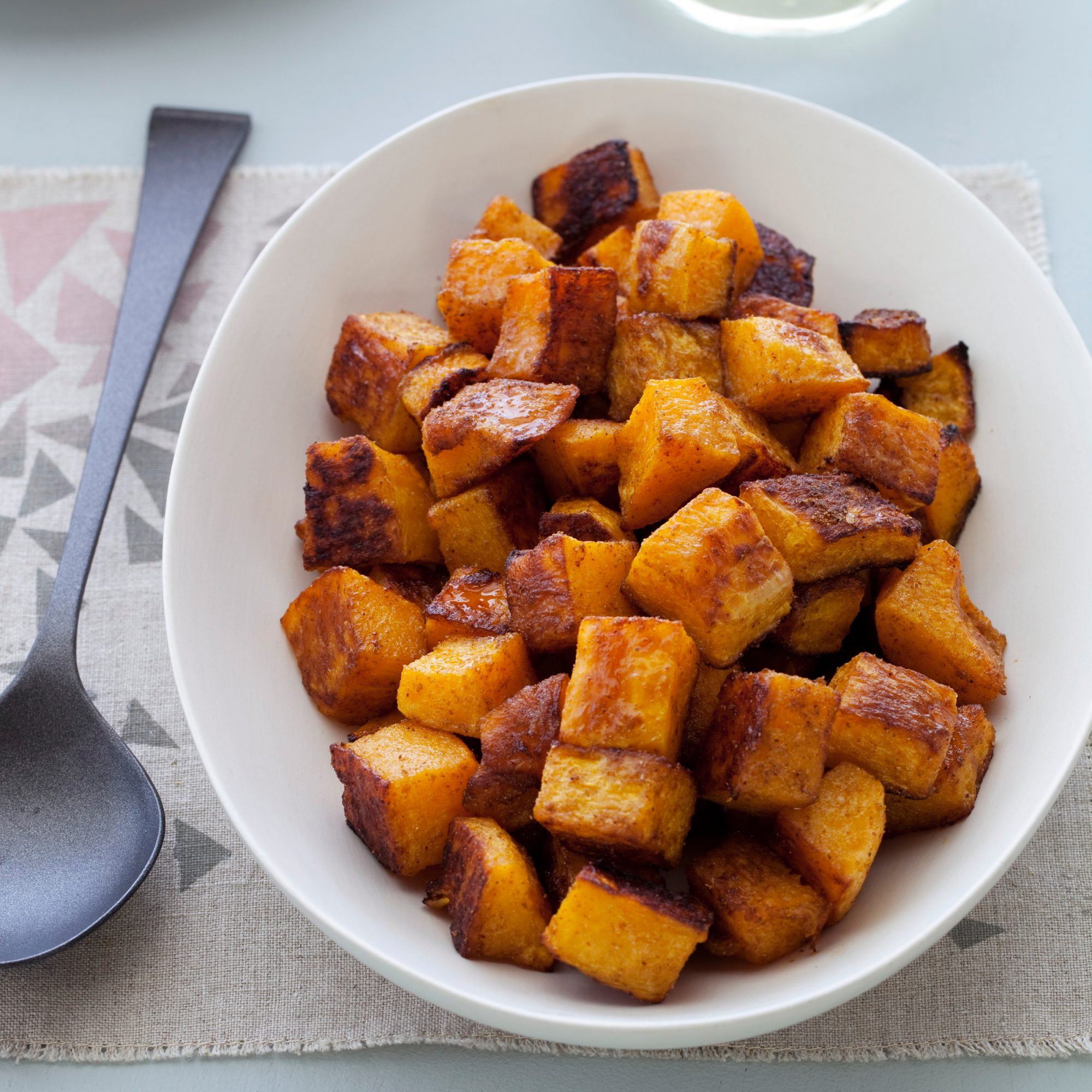 Spice Roasted Butternut Squash Recipe - Melissa Rubel Jacobson ...