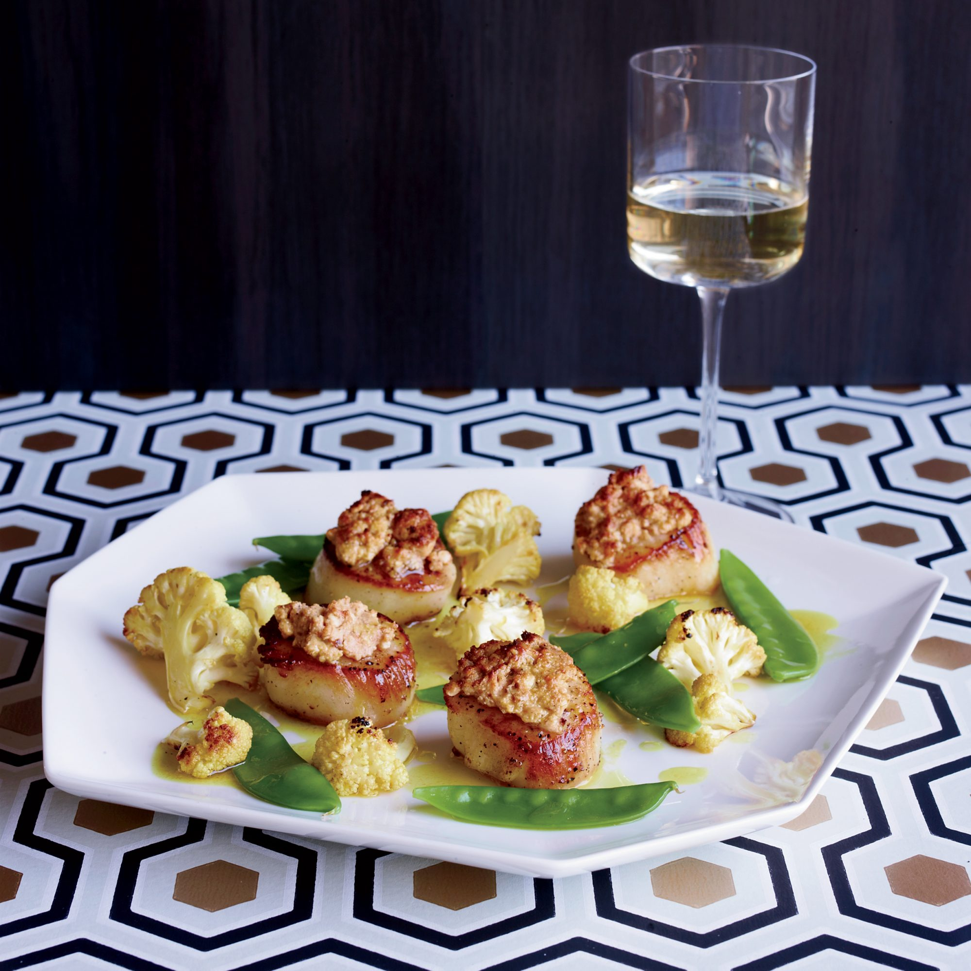 images-sys-201201-r-scallops-with-snow-peas-cauliflower-and-peanut-panade.jpg